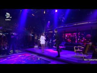 Beyaz Show 14 03 2015 Murat Dalkılıç Zeynep Bastık Aşk Yeniden
