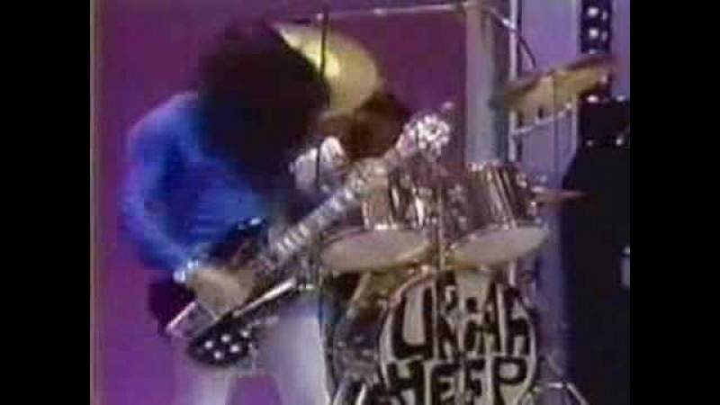 Uriah Heep - Live in Bijou Theater 1972 (part 1)