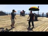 Grand Theft Auto V (Папенькина дочка) #10