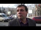 Одесса, автомобильная акция протеста организованная оппозиционным блоком