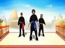 Kids Dance Mix - Kung Fu Fighting