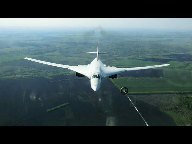 «Ту-160. «Белый лебедь» стратегического назначения»/Tupolev Tu-160 Blackjack