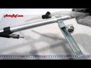 Антенна в крыло механическая Daewoo Lanos 96290970 / 96303521