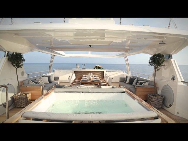 Princess 40M M/Y Solaris | M Class superyacht