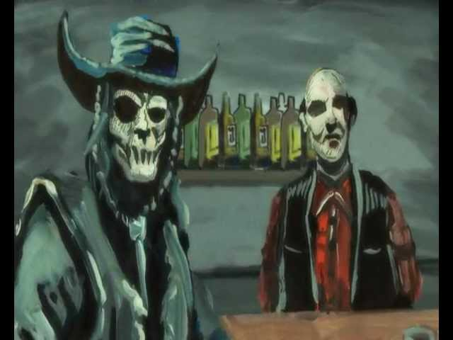 Ghoultown Drink With The Living Dead [OFFICIAL VIDEO]