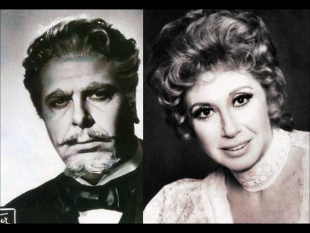 La Traviata (Verdi) - Beverly Sills - Rolando Panerai (Act II - Pura siccome un angelo... Imponete)