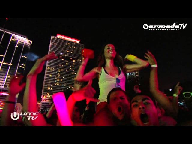 Armin van Buuren @ Ultra Music Festival Miami playing Armin van Buuren Orjan Nilsen - Belter