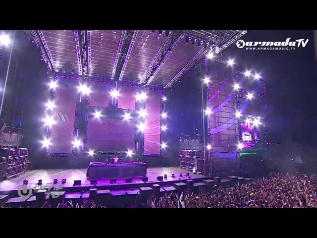 Armin van Buuren @ Ultra Music Festival Miami Gaia - Jai Envie De Toi
