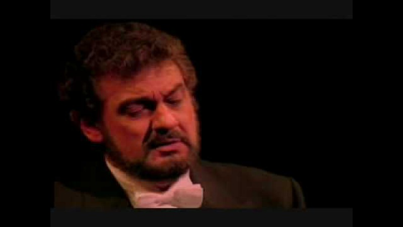 Lensky (Eugene Onegin) - Placido Domingo
