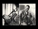 Jack Teagarden &amp Louis Armstrong - Knockin' A Jug (1929)
