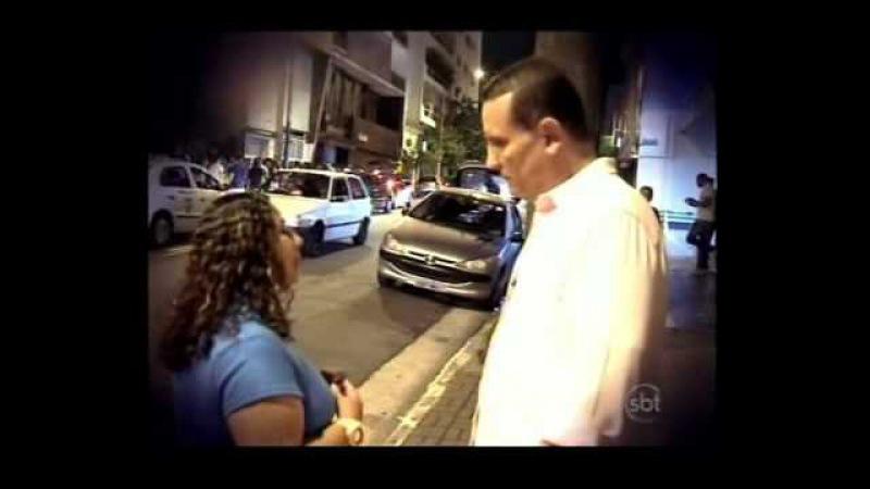 Conexao Repórter 07/03/2013 - Discriminação nas Baladas Paulistanas