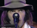 Neil Young Hey Hey My My Live at Farm Aid 1985