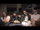 Tokio Hotel Humanoid City Tour Interview 2