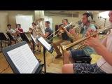 Vigilante Brass - Knights of Cydonia - Muse Brass Cover
