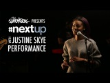 Justine Skye Performs Collide With the Phony Ppl for TheBoombox.coms #NextUp Series