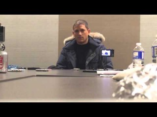 Wentworth Miller on bringing Captain Cold to 'The Flash'