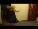 Алена танцует под песню на гитаре Stone  Sour (пока не доучил)