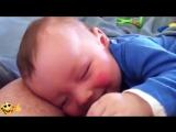 Смешное видео с детьми #2 Смешные малыши ПРИКОЛЫ С ДЕТЬМИ  Funny kids videos Funny babies ❤