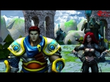 funny time with garen
