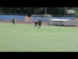Открытый чемпионат Донецка по футболу - Новоросс - УОР счёт 1 : 0, часть 4