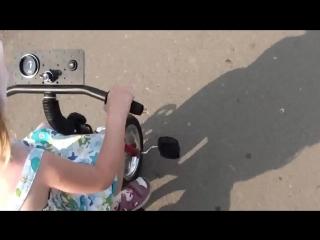 Электровелосипед своими руками для ребенка Часть 2