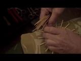 Плетение из лозы-Новое круглое донышко-Wickerwork