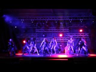 Ночь музеев в Гомеле: студия танца Legie - Ведьмы