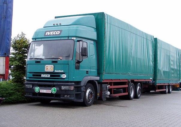 Iveco Eurotech Cursor 390-430,