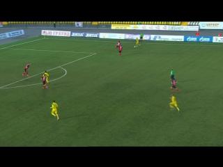 Видеоотчет матча Амкар - Кубань