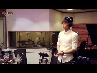 정오의 희망곡 김신영입니다 _ EXO Kai _ Chan Yeol _ Dang Dang Dang 엑소 카이 _ 찬열 _ 땡땡땡 20130829