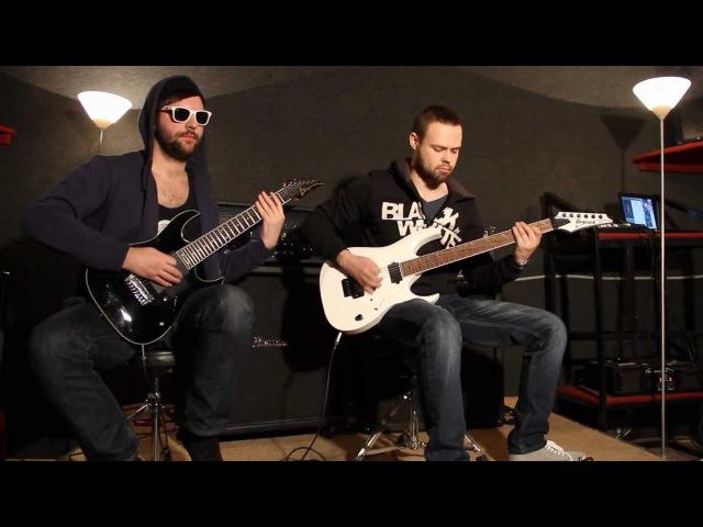 The Korea - Zombie (Guitar Play-through)