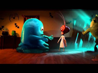 Монстры против Пришельцев:Ночь живых морковок(Night of the living carrots) 1080HD