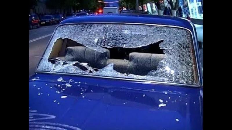 Дорожные войны 586 выпуск 2 12 2013 аварии дтп погони дпс драки на дорогах
