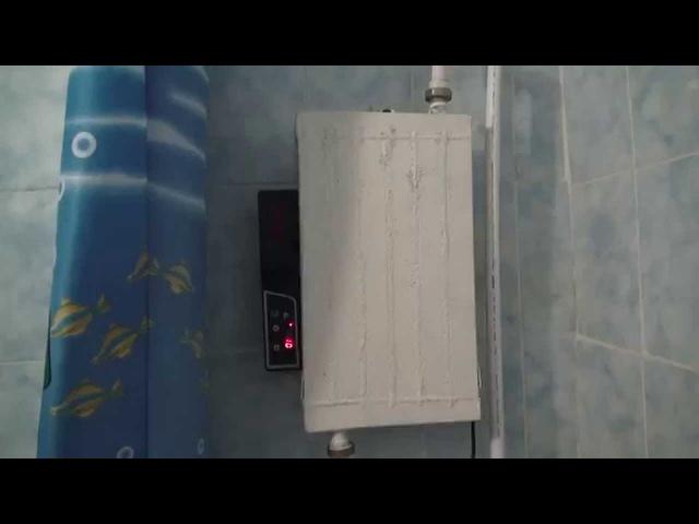 Индукционный электрокотёл своими руками