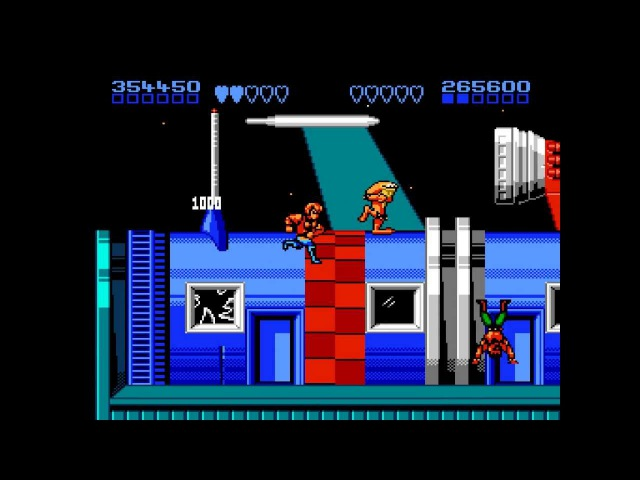 TAS HD NES Battletoads Double Dragon The Ultimate Team (USA) 2 Players in 1741.14 by feos