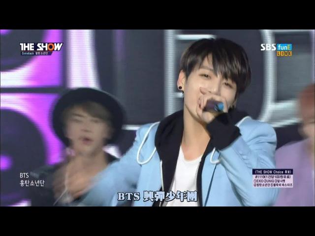 [LIVE] BANGTAN BOYS - BOYZ WITH FUN [2015.05.05][繁體中字]