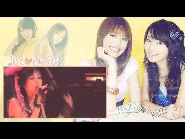 『Cover Duet』Discotheque ~ Nana Mizuki Aya Hirano (LIVE)