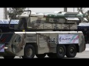 Iran Military Parade 2014 HD: Best Iranian Weaponry on Show in SDW