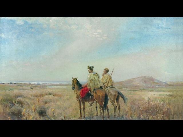 Їхав їхав козак містом