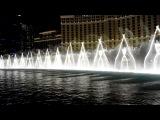 Amazing Bellagio fountain show, Las Vegas - Michael Jackson - Billy Jean (HD Video)