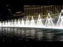 Amazing Bellagio fountain show, Las Vegas - Michael Jackson - Billy Jean