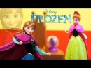 Дисней Холодное Сердце кукла принцесса Анна Disney Frozen ANNA Doll Magiclip
