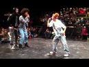 Juste Debout Japon LES TWINS 8ème 2011.1.11 tokyo Hip Hop