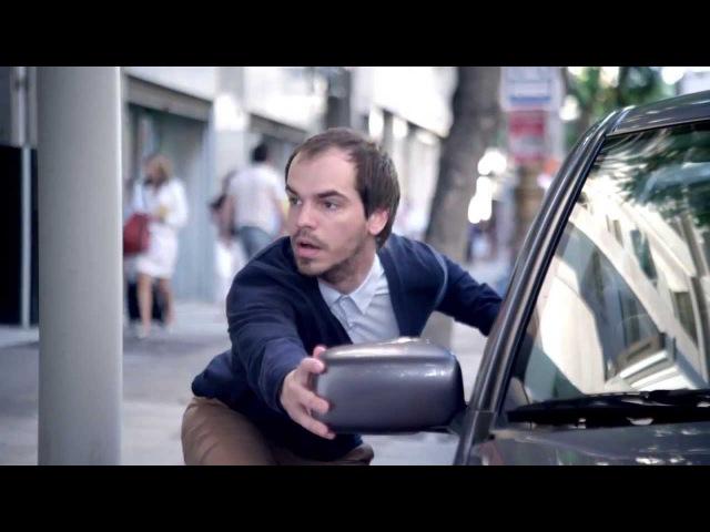 Гениальная реклама воды Evian