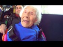 96 Year Old Betty Hiple's Tandem skydive