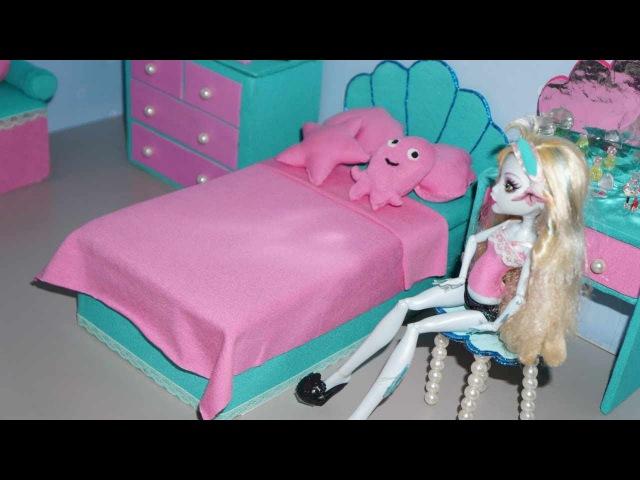 Комната своими руками для кукол