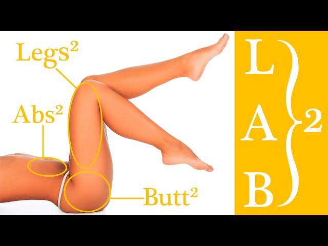 L.A.B. workout (Legs, Abs and Buttocks) - Level 2