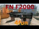WarFace FN F2000 Нефтебаза (быстрый старт) 4Fun