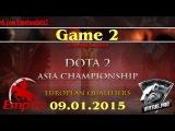 Empire vs VP.Polar #2 (bo3) (Ru) | Dota2 Asian Championship 2015: Europe Qualifier