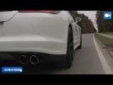 Gemballa GTP 700 Porsche Panamera Turbo PURE! Acceleration Sound